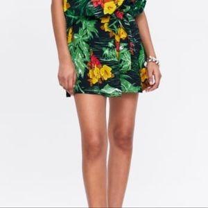 Zara Belted Shorts